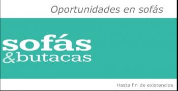 OPORTUNIDADES EN SOFÁS