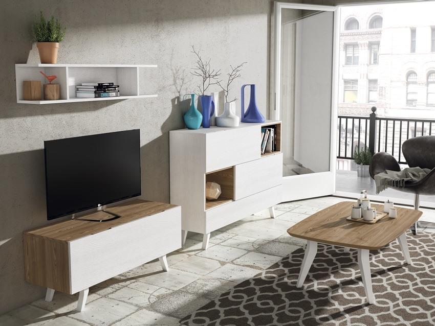 Composici n sal n 34 gonz lez muebles - Muebles banak outlet ...
