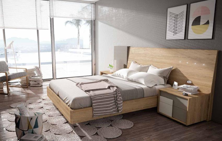 Dormitorio matrimonio 33