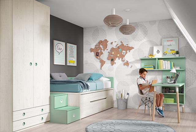 Dormitorio juvenil 15