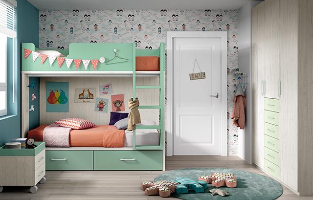 Dormitorio juvenil 21