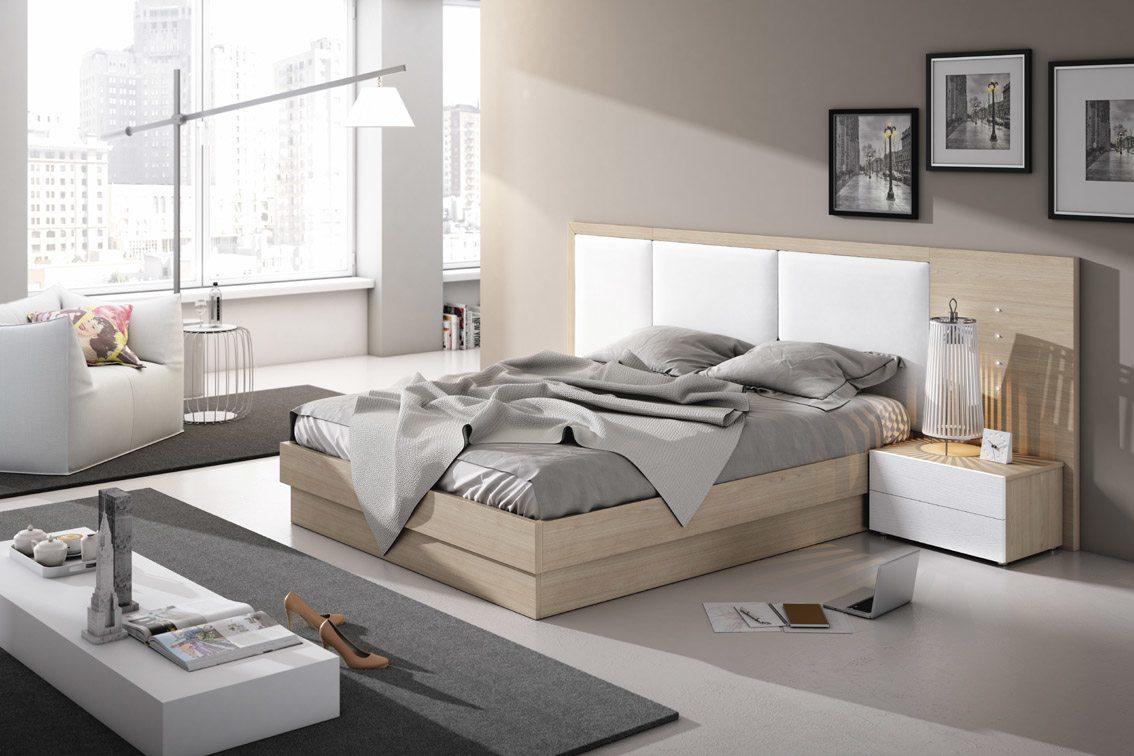 Dormitorio matrimonio 01 gonz lez muebles - Muebles banak outlet ...