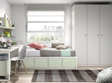 Dormitorio juvenil 20